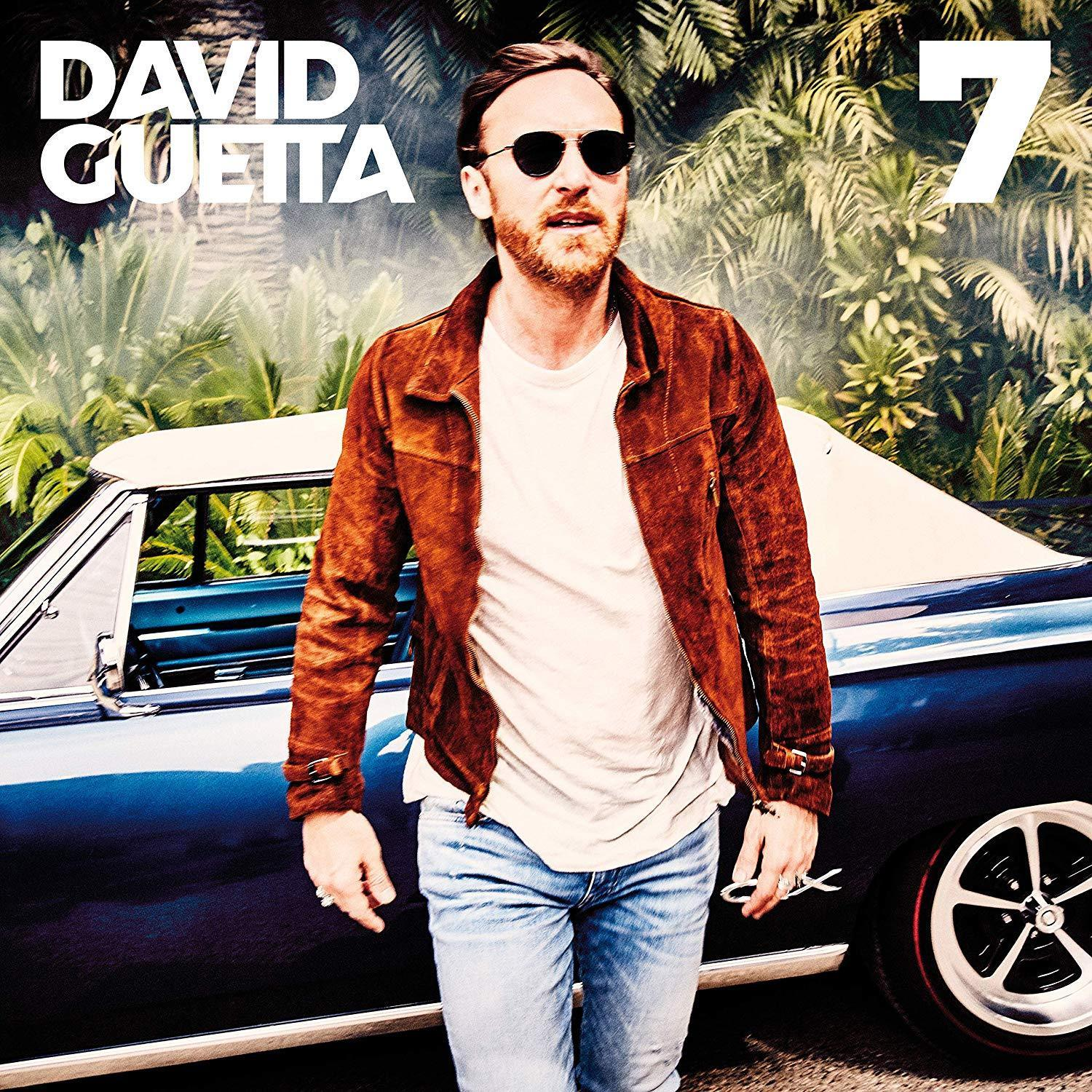 "Nouvel Album ""7"" de DAVID GUETTA"